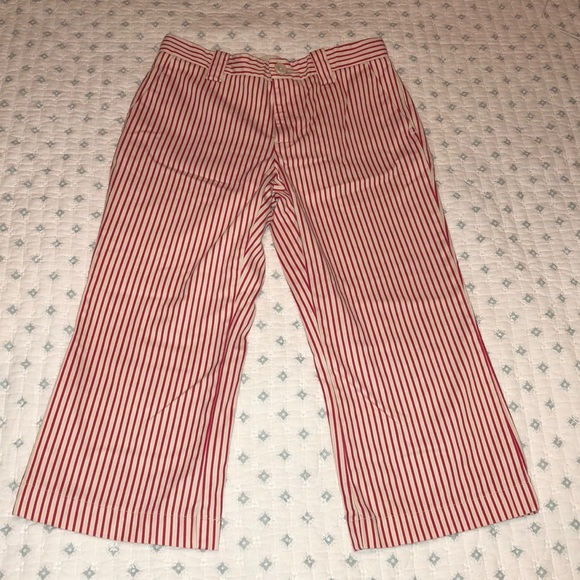 Gap other red and white striped capri pants for kids by poshmark red and white striped capri pants for kids by gap sisterspd